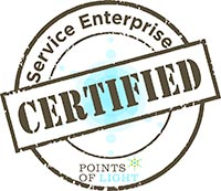 Service Enterprise Certified Logo